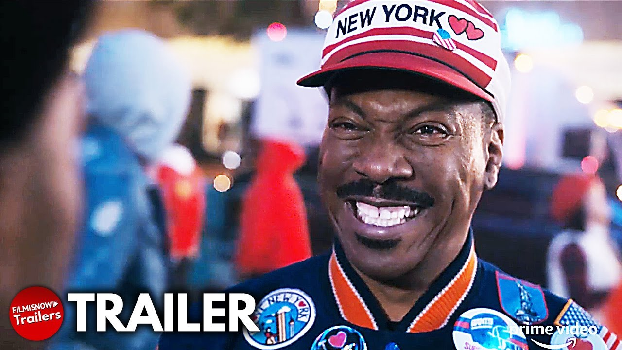 COMING 2 AMERICA Trailer NEW (2021) Eddie Murphy Comedy Movie