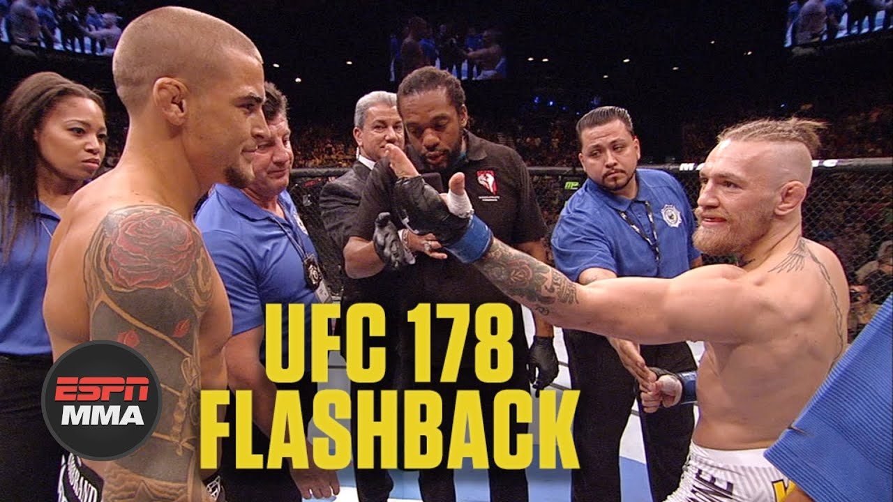 Conor McGregor vs. Dustin Poirier 1 Flashback | ESPN MMA