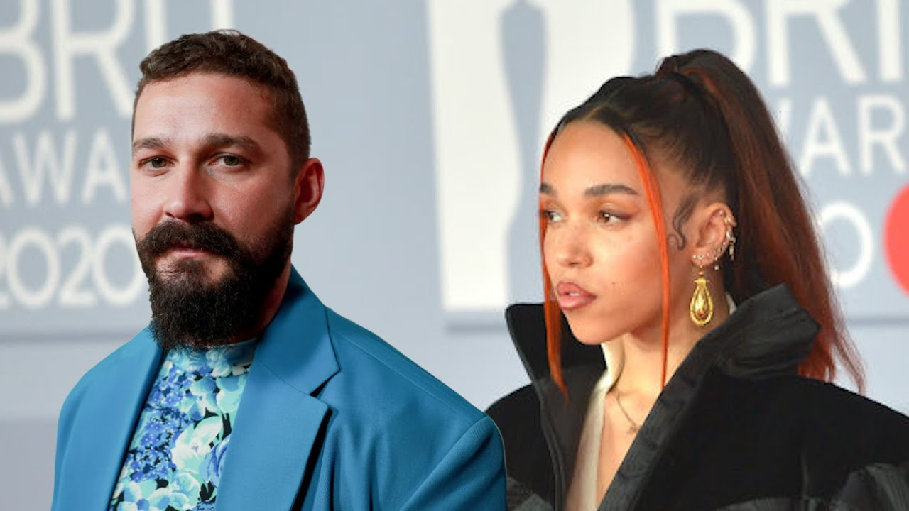 "FKA Twigs Sues Ex Shia LaBeouf For Sexual Battery: ""He Hurts Women!"""