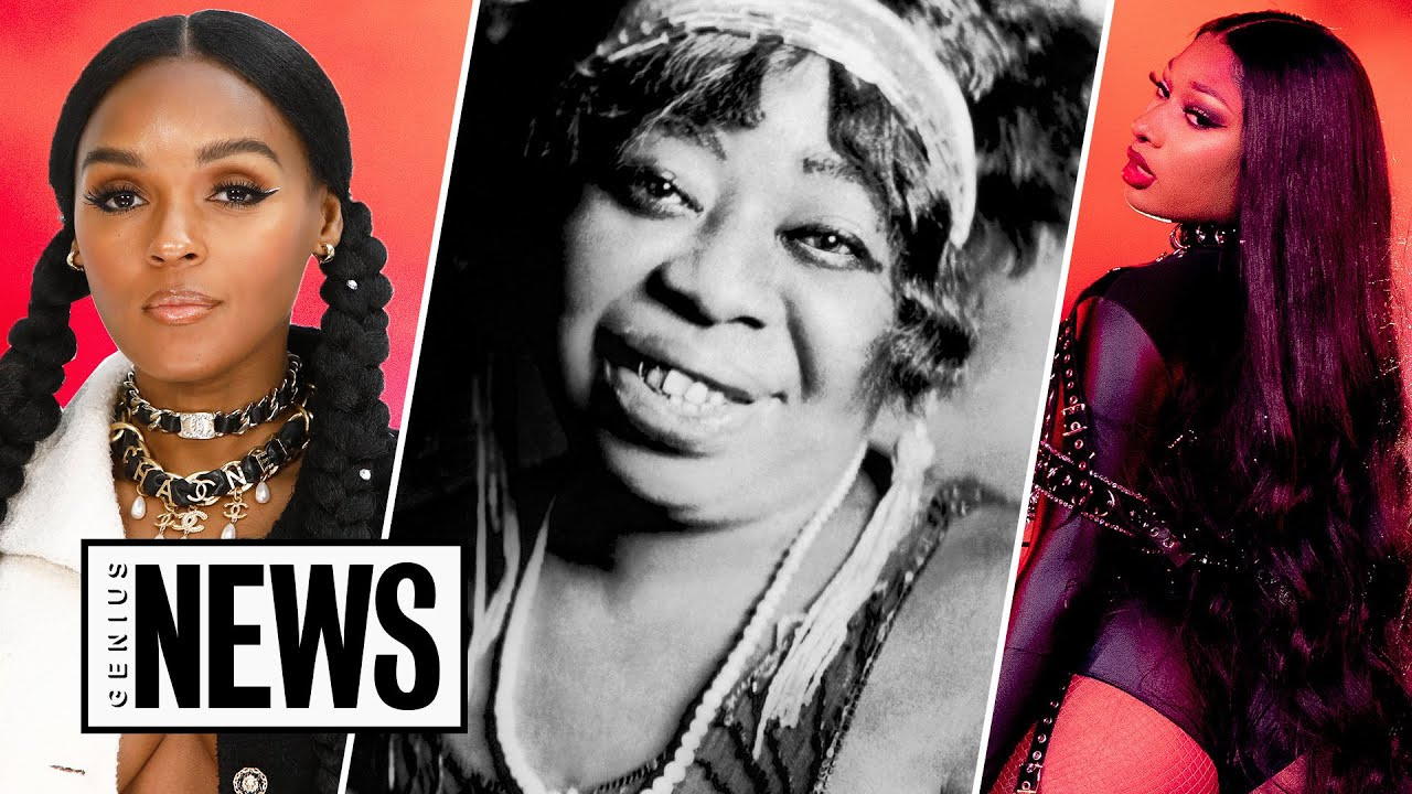 From Janelle Monáe to Megan Thee Stallion: Ma Rainey's Impact on R&B | Genius News