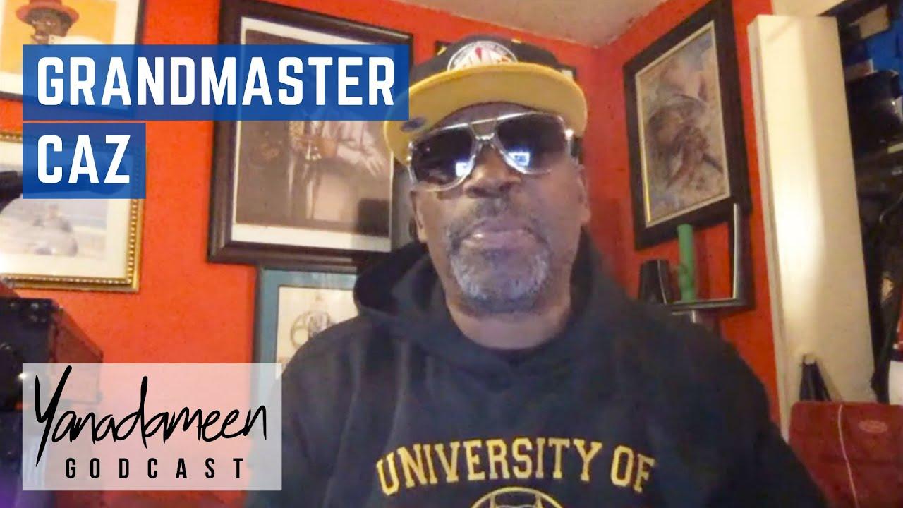 Grandmaster Caz: Sugarhill Gang's Hank Stole Rapper's Delight Lyrics