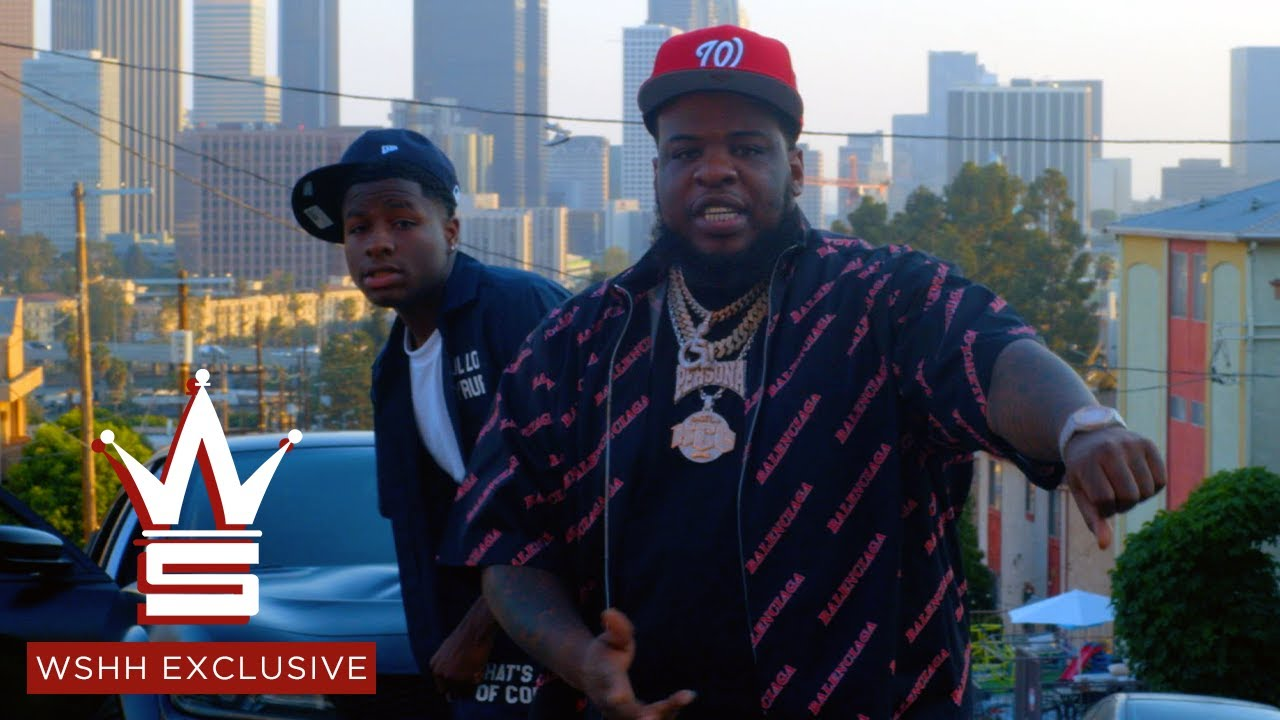 """Guapo And Maxo Kream - """"Balenci's and Dickies"""" (Official Music Video - WSHH Exclusive)"""
