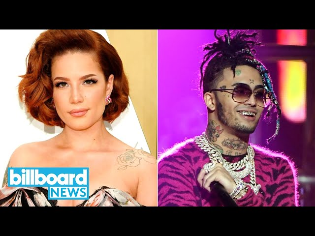Halsey Faces Backlash Over Photo, Lil Pump Banned From JetBlue For Life & More | Billboard News News