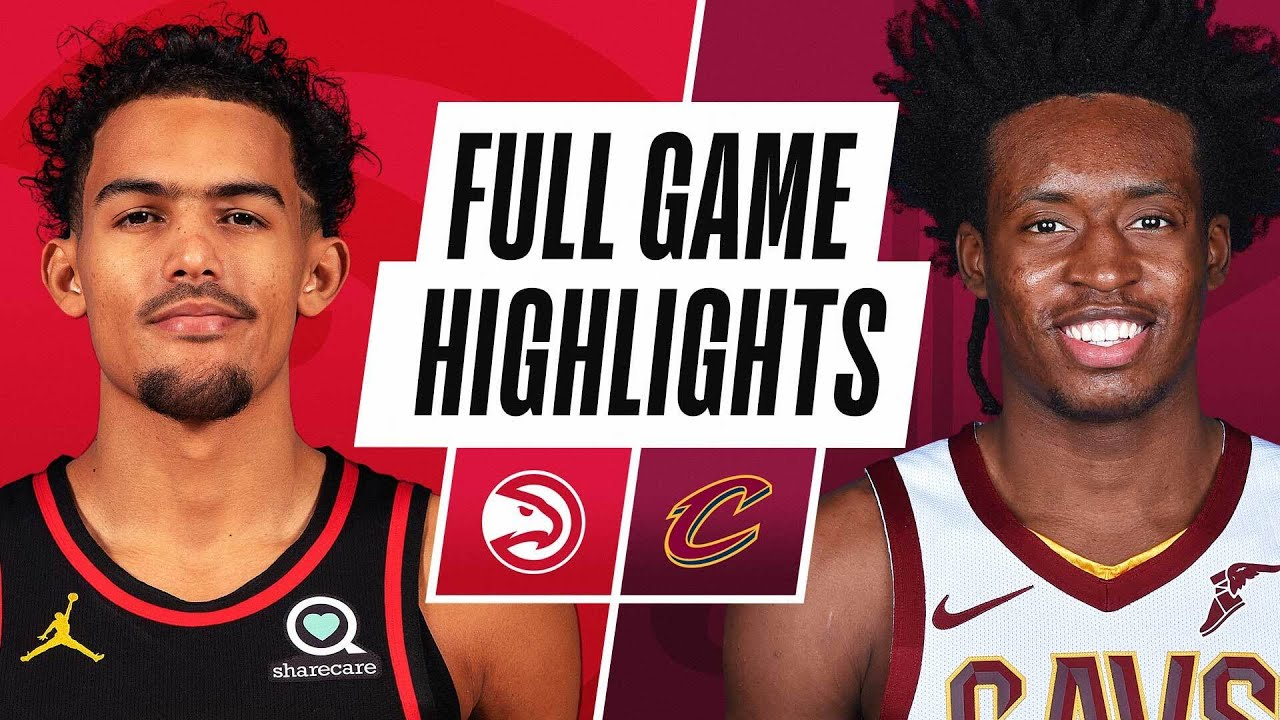 HAWKS at CAVALIERS | FULL GAME HIGHLIGHTS | February 23, 2021