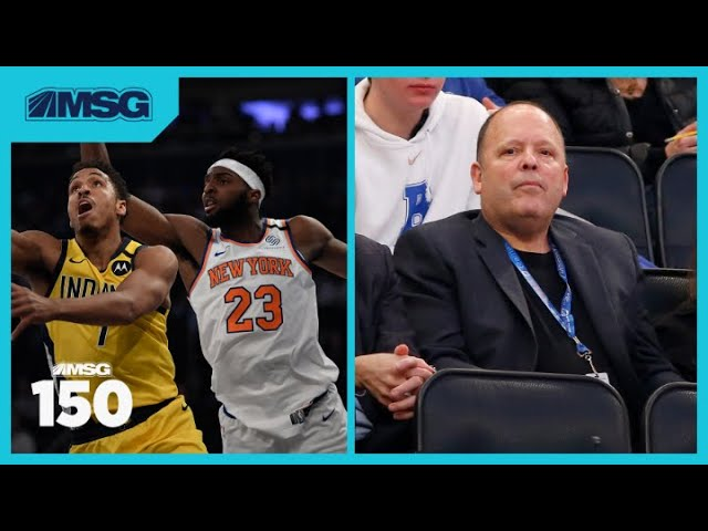 How the Knicks Will Prepare For Next Season | MSG 150