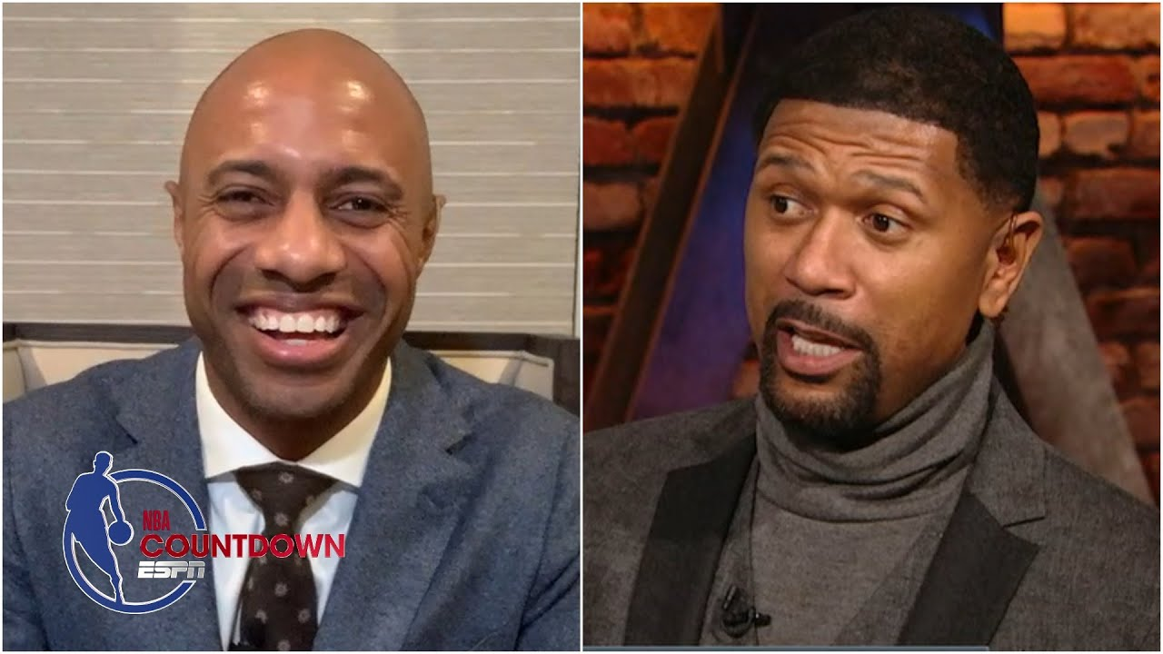 Jalen Rose & Jay Williams debate who should make the 2021 All-Star Game | NBA Countdown