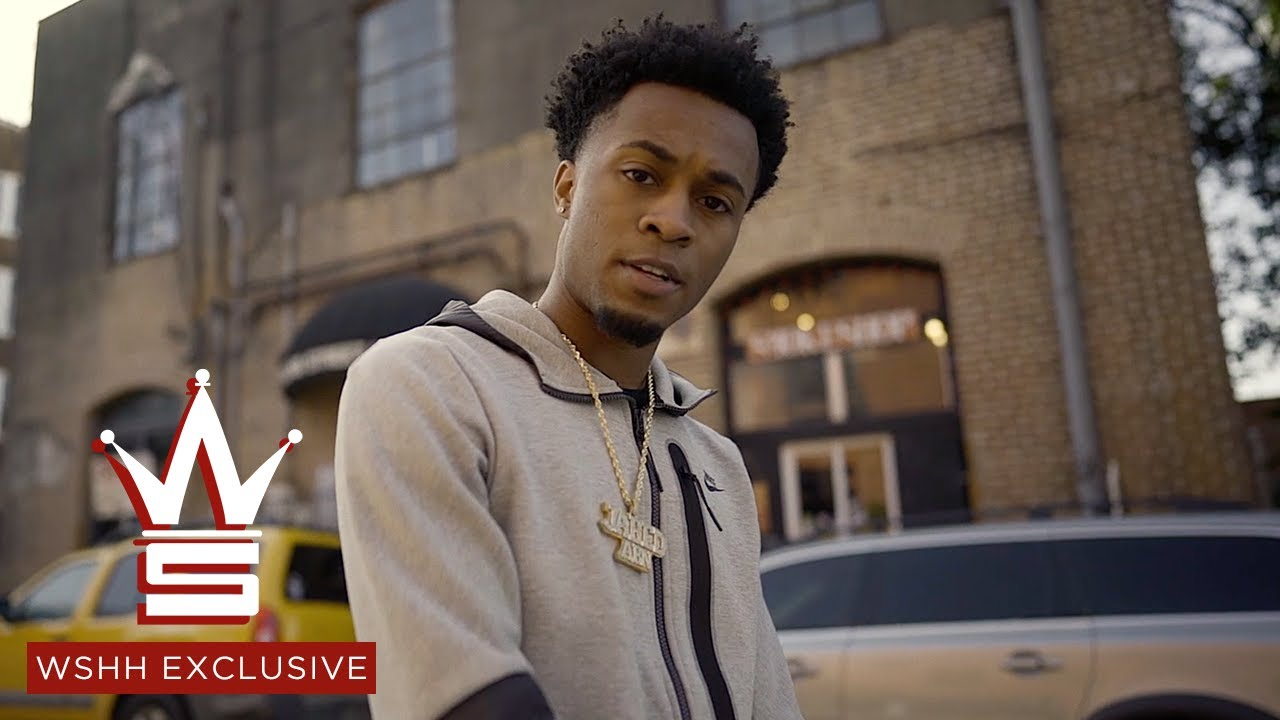 """Jared ABN - """"Out The Way"""" (Official Music Video - WSHH Exclusive)"""