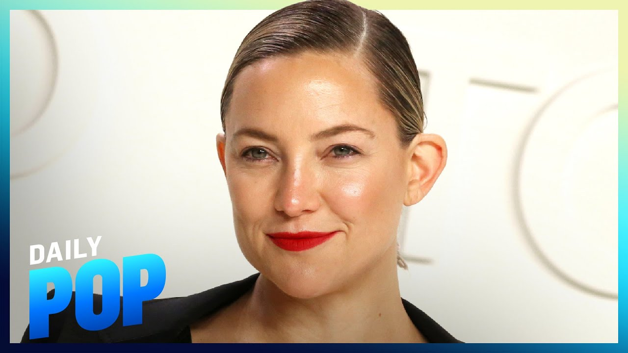 Kate Hudson Is Over the Rockstar Lifestyle...Are You? | Daily Pop | E! News