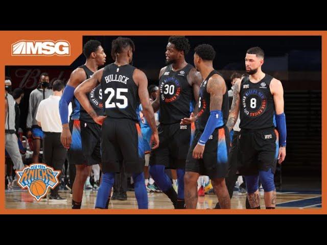 Knicks Fall To Thunder 101-89   New York Knicks