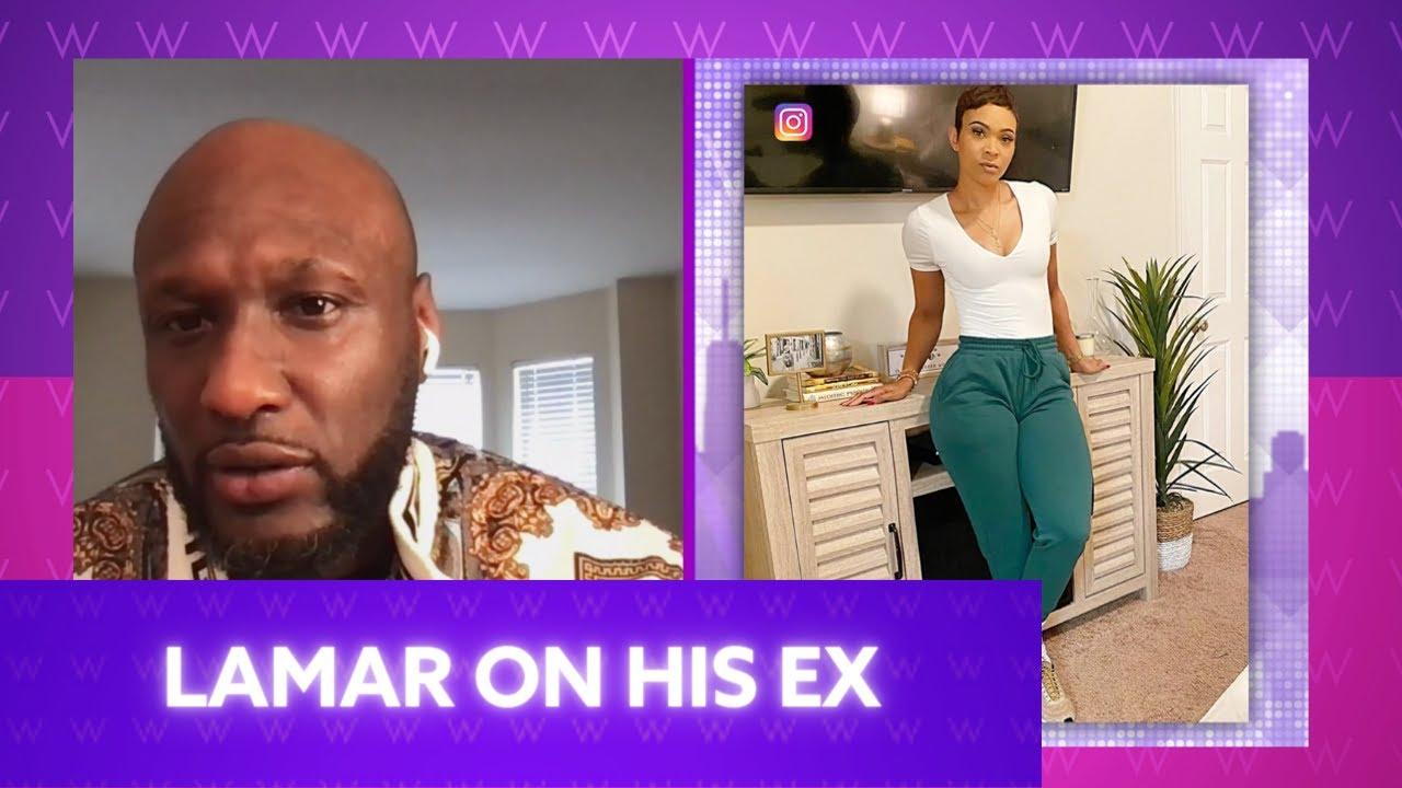 Lamar Odom on His Ex!