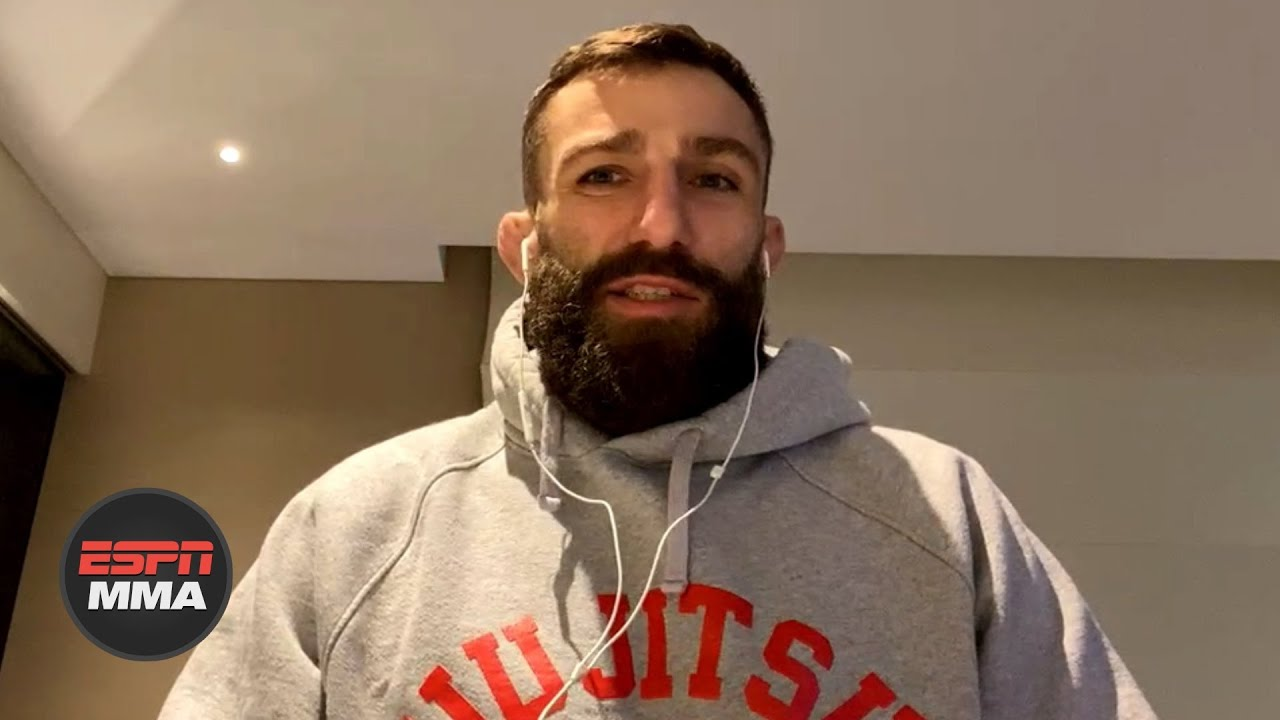 Michael Chiesa describes how being an analyst changed his preparation for fights | ESPN MMA