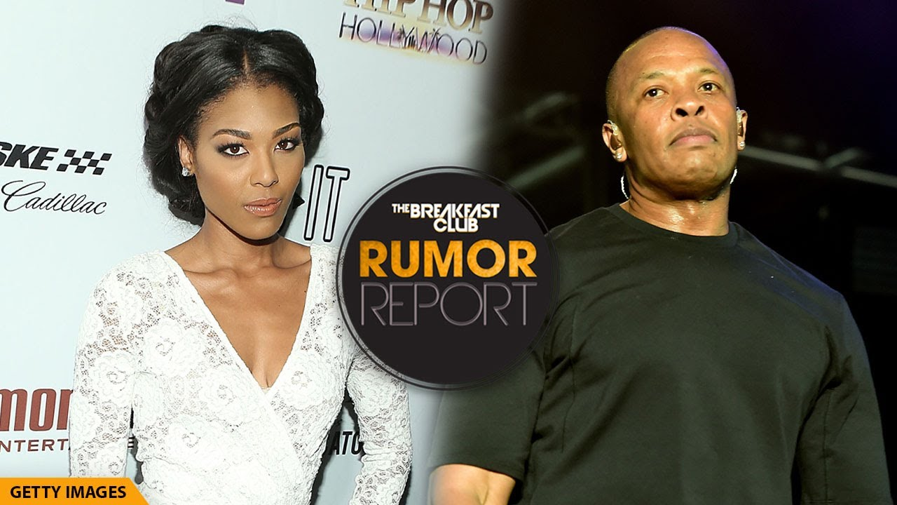Moniece Slaughter Claims Dr. Dre Threatened Her After Speaking On His Relationship With Apryl Jones
