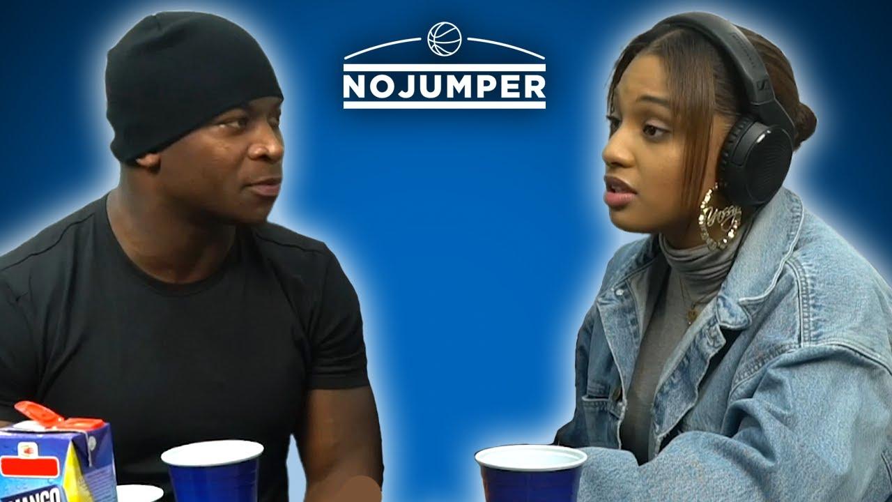 OT Genasis Gets Mad After Feeling Disrespected on No Jumper