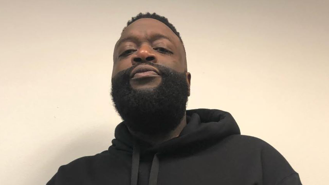 RICK ROSS SPEAKS ON CHALLENGING YOURSELF TO DO BETTER
