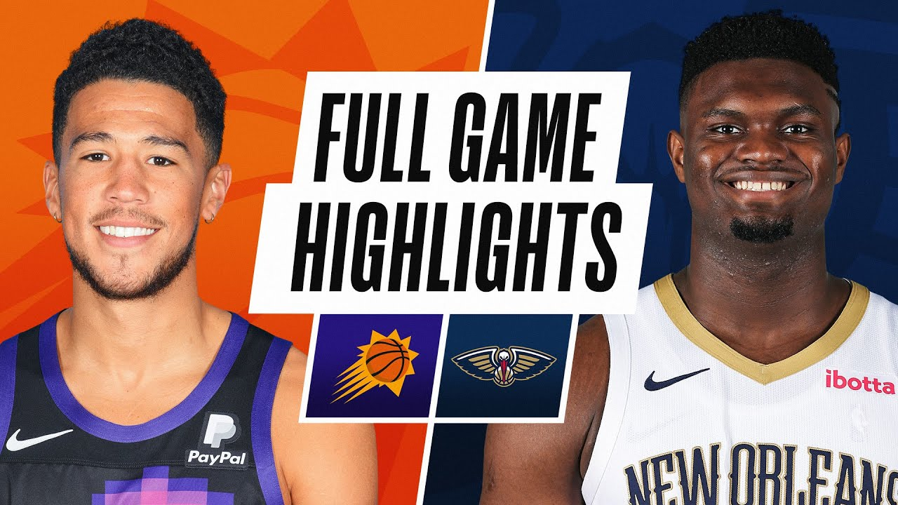 SUNS at PELICANS   FULL GAME HIGHLIGHTS   February 3, 2021