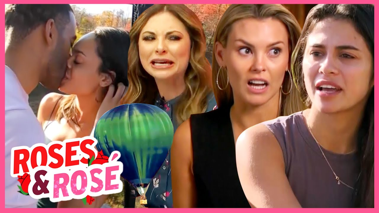 The Bachelor: Roses & Rose: Matt Meets New Women, a Rumor is Spread and Vill-Anna is Born!