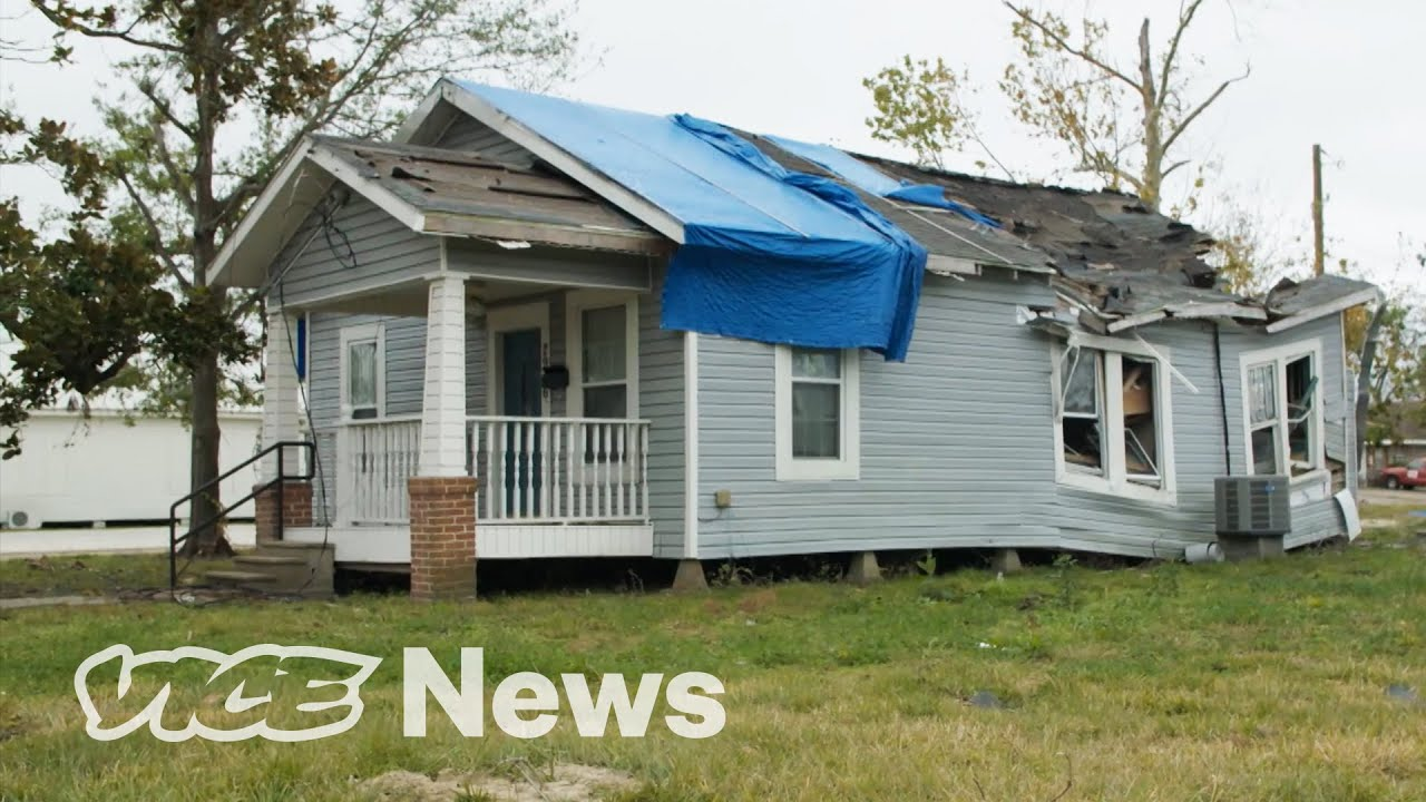 This Louisiana Town Is Desperate After Being Ravaged By Two Hurricanes
