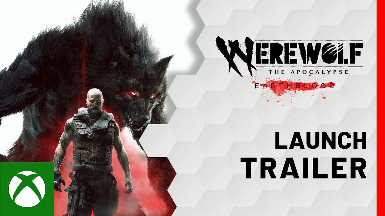 Werewolf: The Apocalypse - Earthblood Launch Trailer