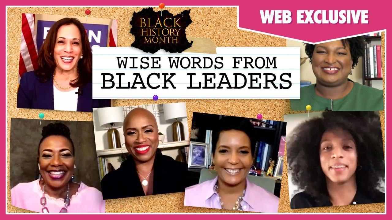 Wise Words From Black Leaders