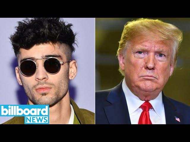"Zayn's Sultry New Single, Laura Branigan's Rep Calls Trump Video ""Appalling"" & More | Billboard News"