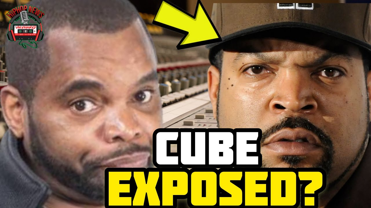 """AJ """"Ezel"""" Johnson Has Strong Words For Ice Cube For Lying To Him About A Role In Next Friday Movie!"""