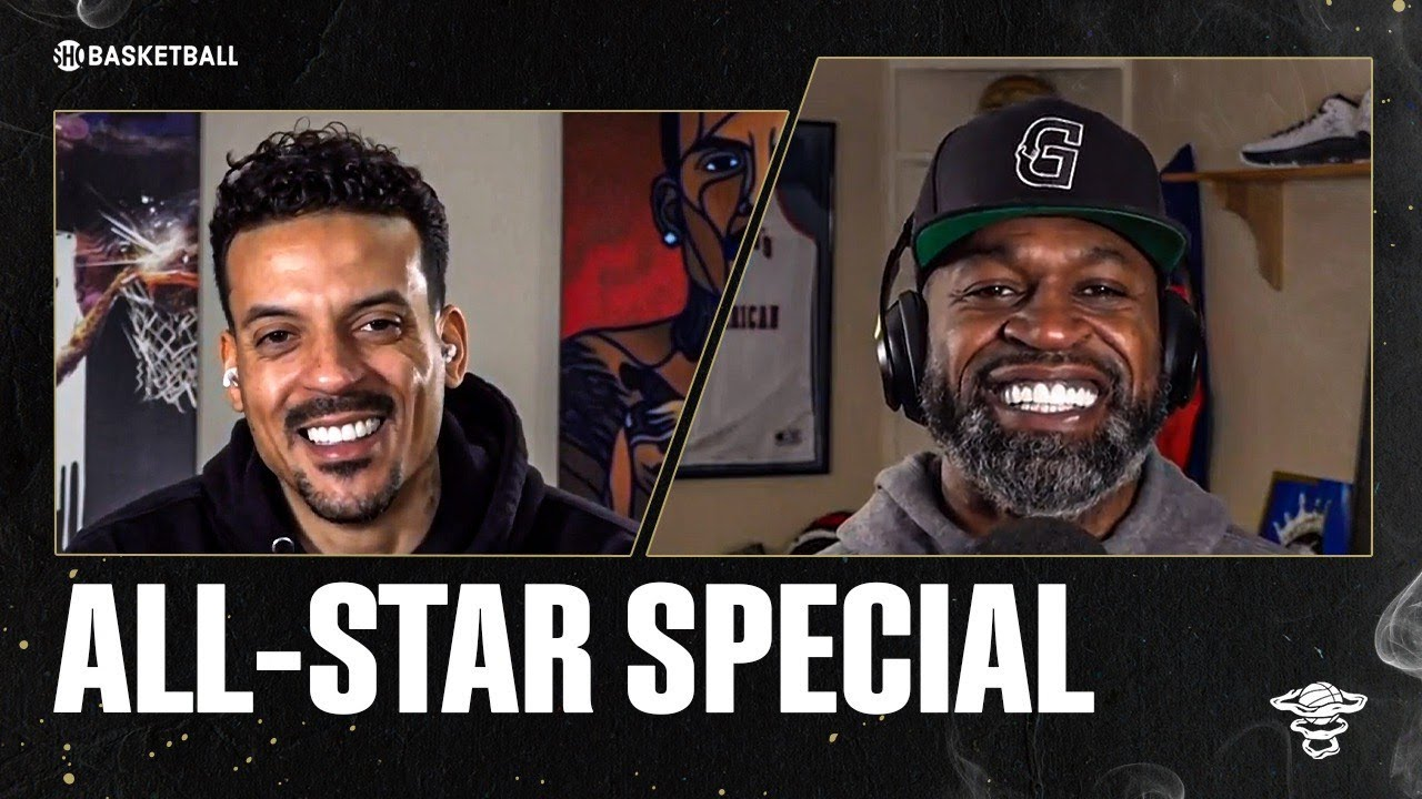 All-Star Special | Ep 73 | ALL THE SMOKE Full Episode | SHOWTIME Basketball