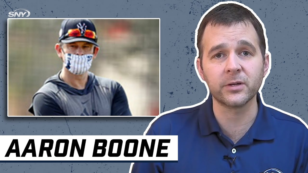 Andy Martino on Yankees manager Aaron Boone taking leave of absence to receive pacemaker | SNY