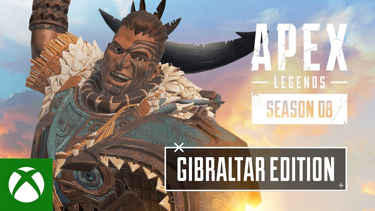 Apex Legends - Gibraltar Edition Trailer