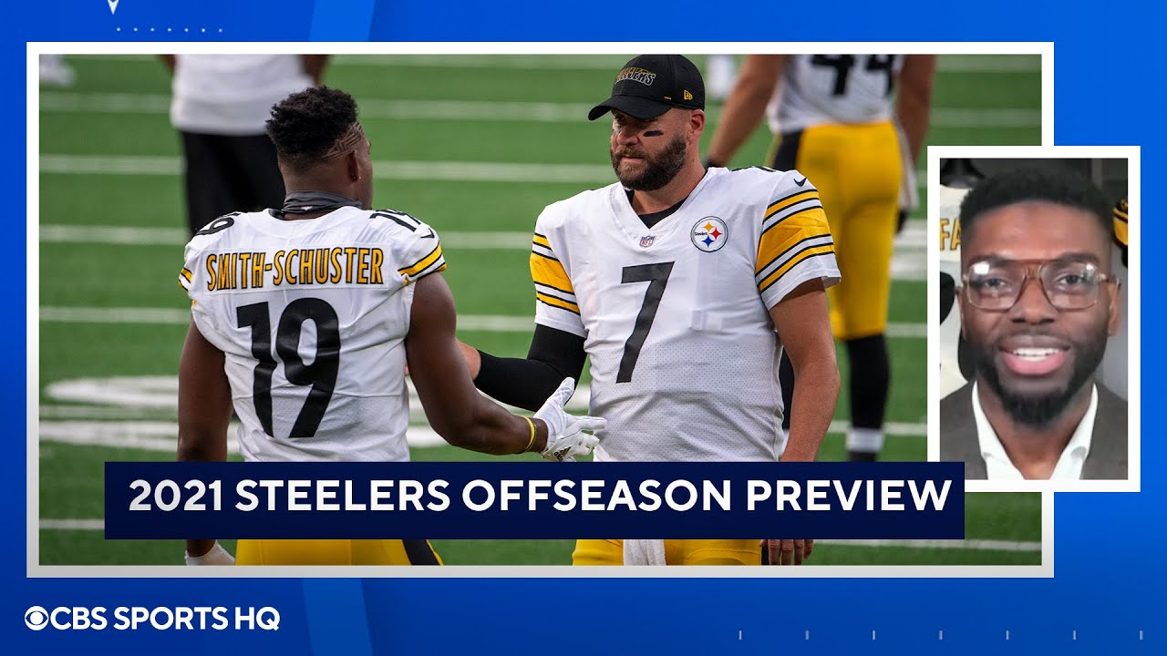 Big Ben Gets New Contract, Steelers Team Needs   Offseason Preview   CBS Sports HQ