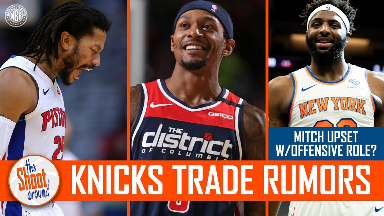 Bradley Beal to the Knicks? | New York Knicks Trade Rumors and Speculation | The Shootaround