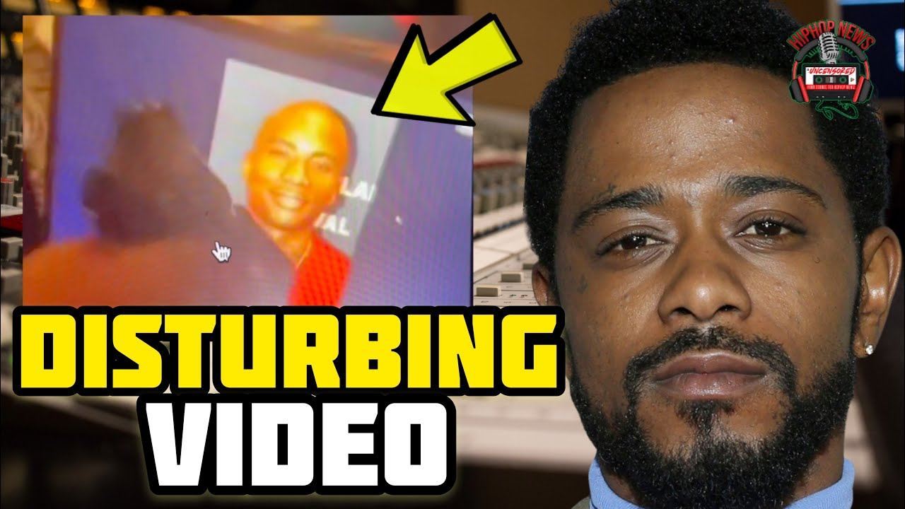 BREAKING: Lakeith Stanfield Points A Gun At Charlamagne Da God's Picture In This Disturbing Video!