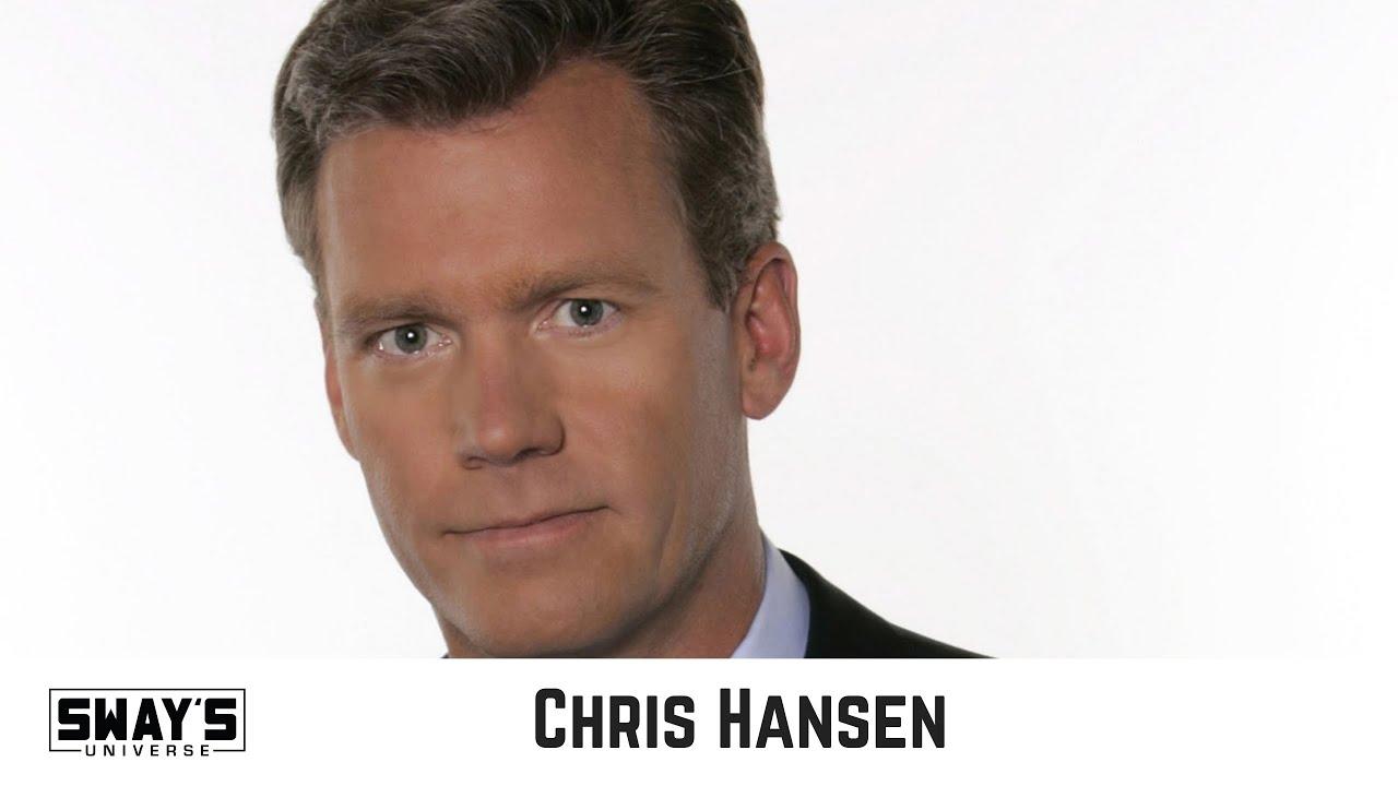 "Chris Hansen On Exposing Alleged Sexual Predator, ""ONISION"" | Sway's Universe"