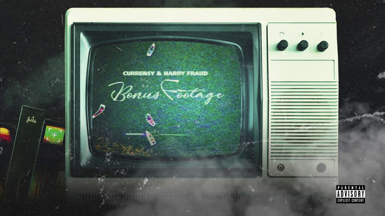 Curren$y & Harry Fraud - Light Switch Ft. Gunplay [Official Visualizer]