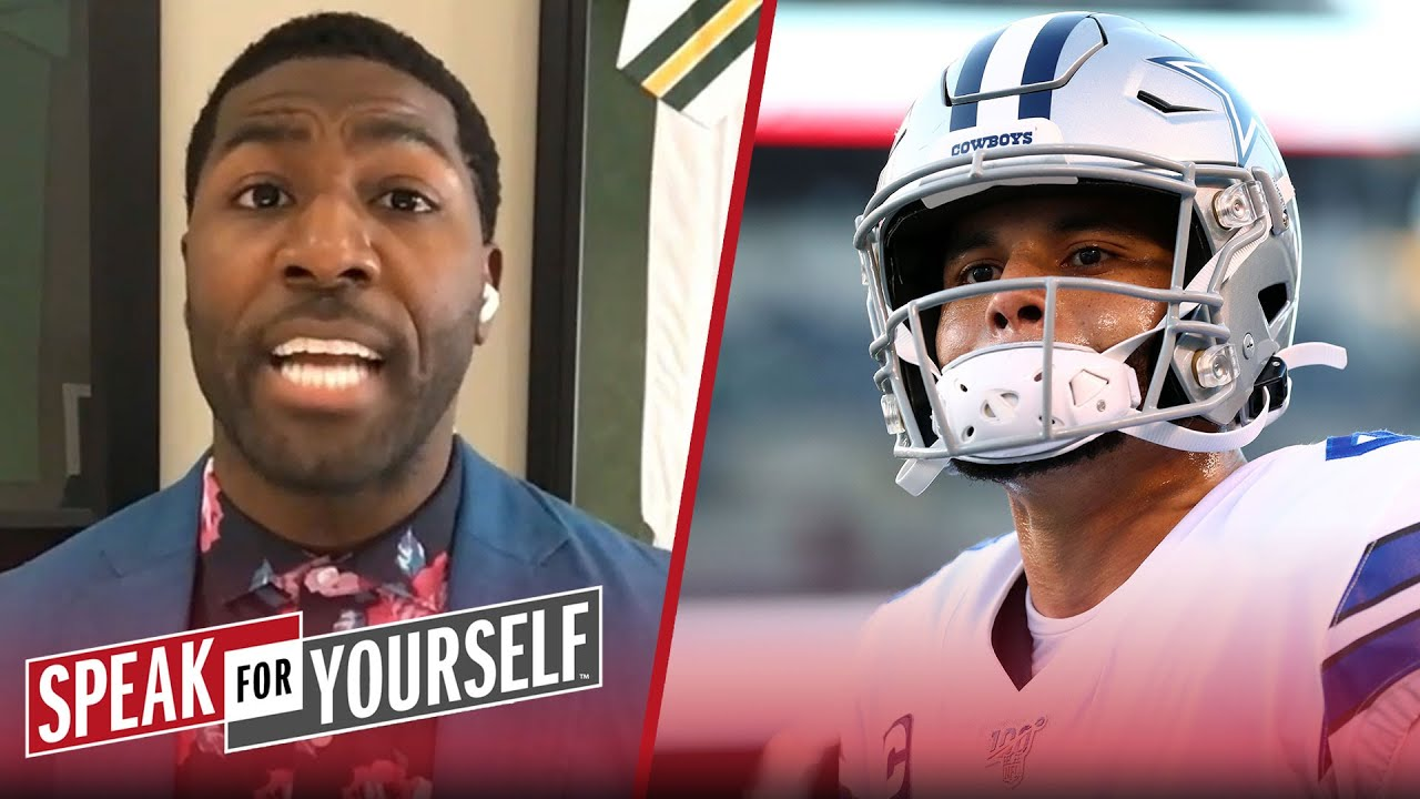 Dak Prescott should definitely feel disrespected by Cowboys — Jennings   NFL   SPEAK FOR YOURSELF