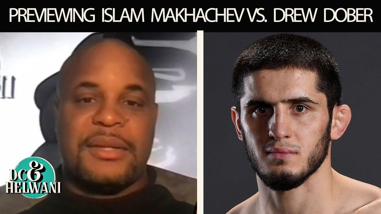 Daniel Cormier hopes Islam Makhachev shows his 'true self' in fight vs. Drew Dober | DC & Helwani
