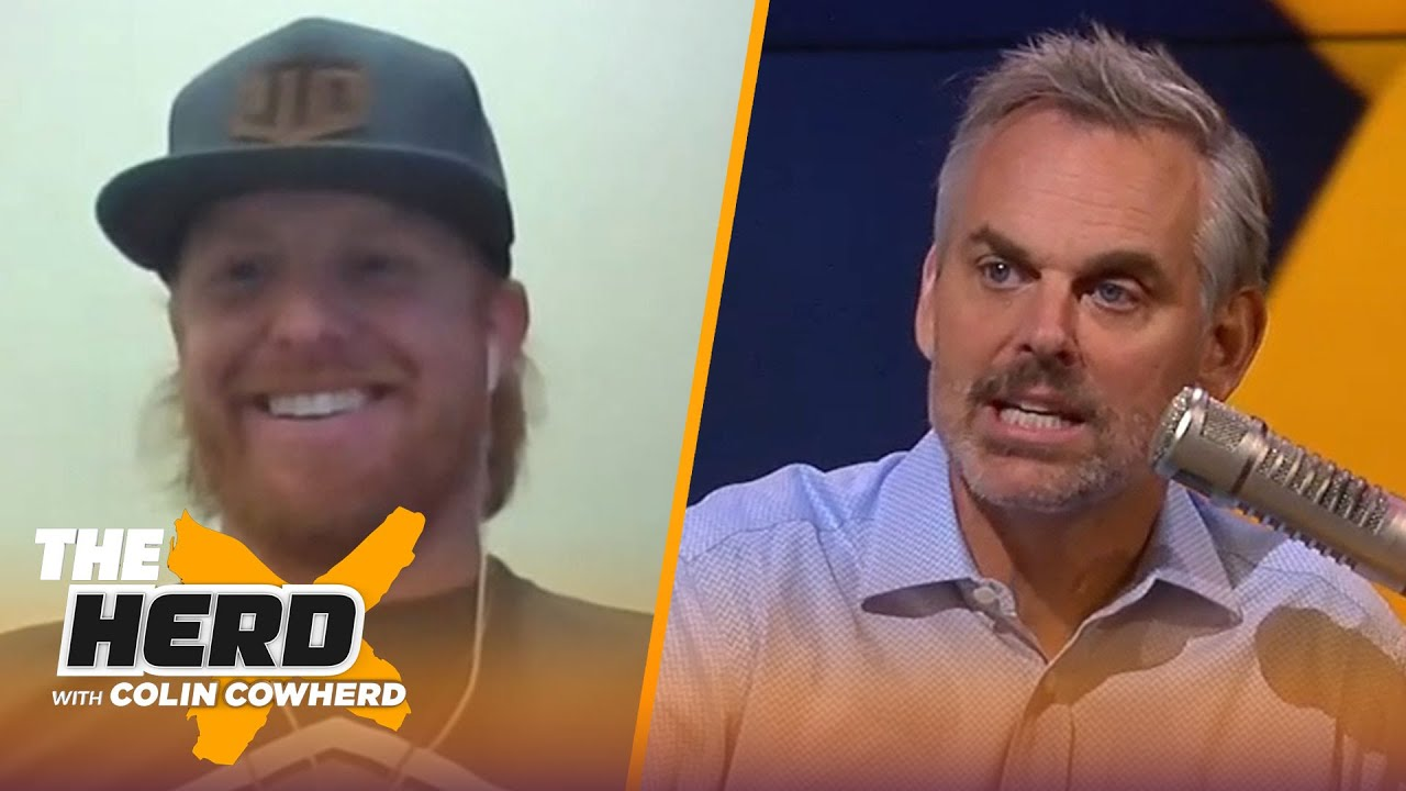 Dodgers' Justin Turner on World Series win, Mookie Betts & returning to Los Angeles | MLB | THE HERD