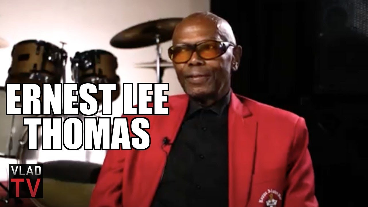 Ernest Lee Thomas on Mother Trying to Abort Him with Coat Hanger (Part 1)