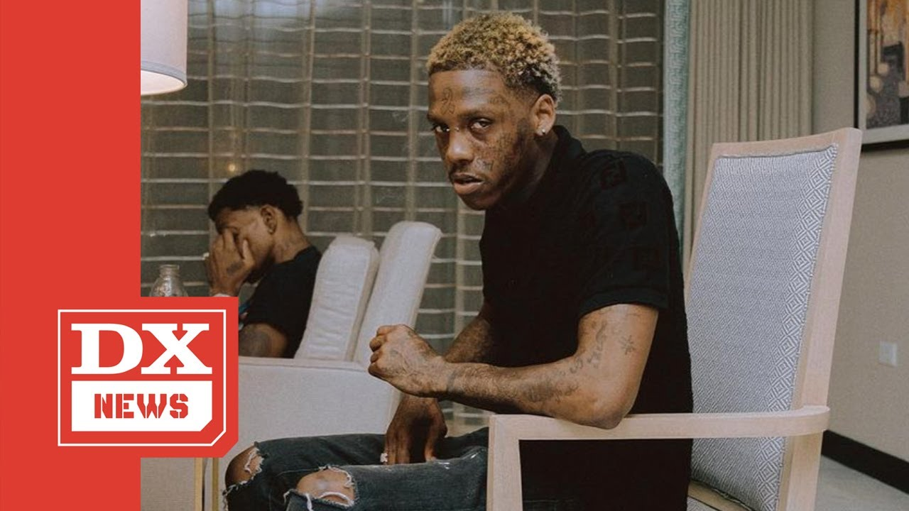 Famous Dex Reportedly Tells Police He Was Robbed At Gunpoint For $50K Watch & Stacks Of Cash