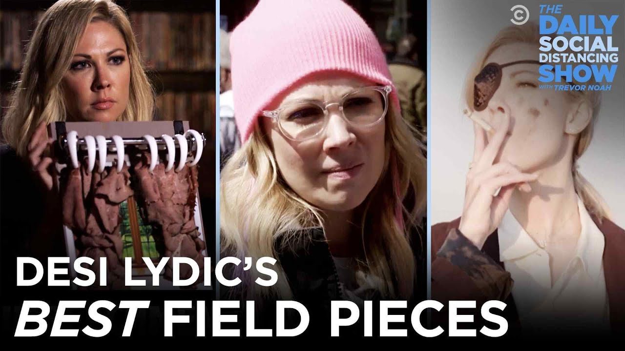 Florida Man, Yelp Mafia, Pink Tax - Desi Lydic's Best Field Pieces   The Daily Show
