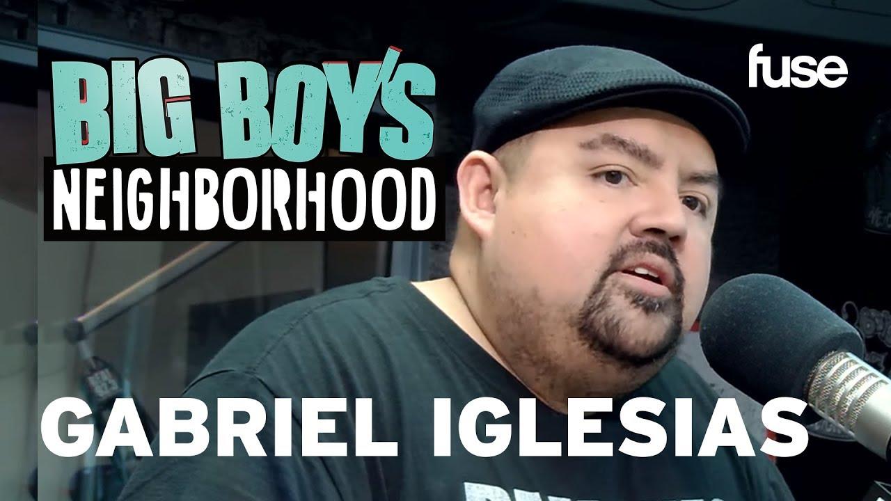 Gabriel Iglesias on the Sensitivity in Comedy   Big Boy x Fuse