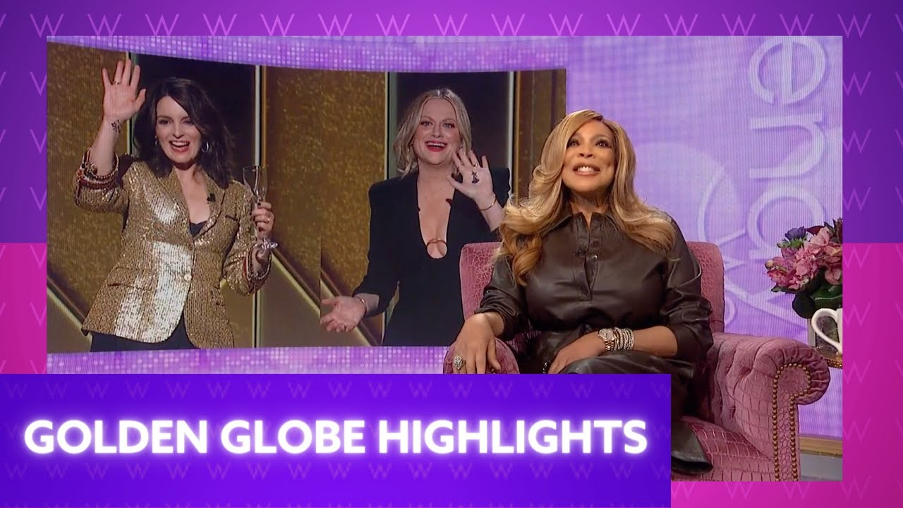 Golden Globe Highlights!