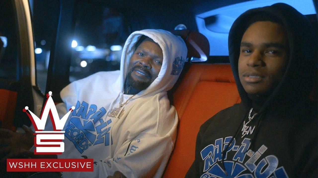"Greezy E, K.O. Mason & Allday - ""Mob Ties"" feat. YBN Almighty Jay (Official Video - WSHH Exclusive)"
