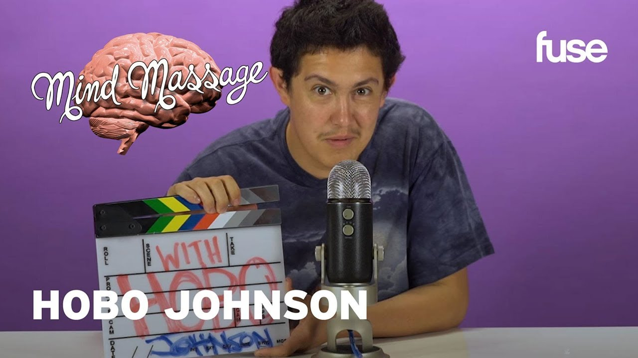 Hobo Johnson Does ASMR with Slime, Talks Living Out of His Car & Typical Story   Mind Massage   Fuse