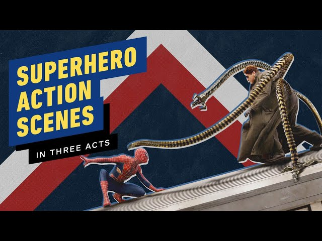 How Action Scenes Can Make a Superhero Movie Great (in Three Acts)