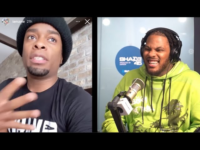 IamZoie calls out Waka Flaka for his comments on ...