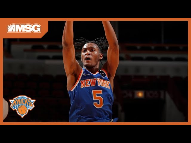 Immanuel Quickley Has Strong 4th Quarter But Defensive Struggles Lead To Loss | New York Knicks