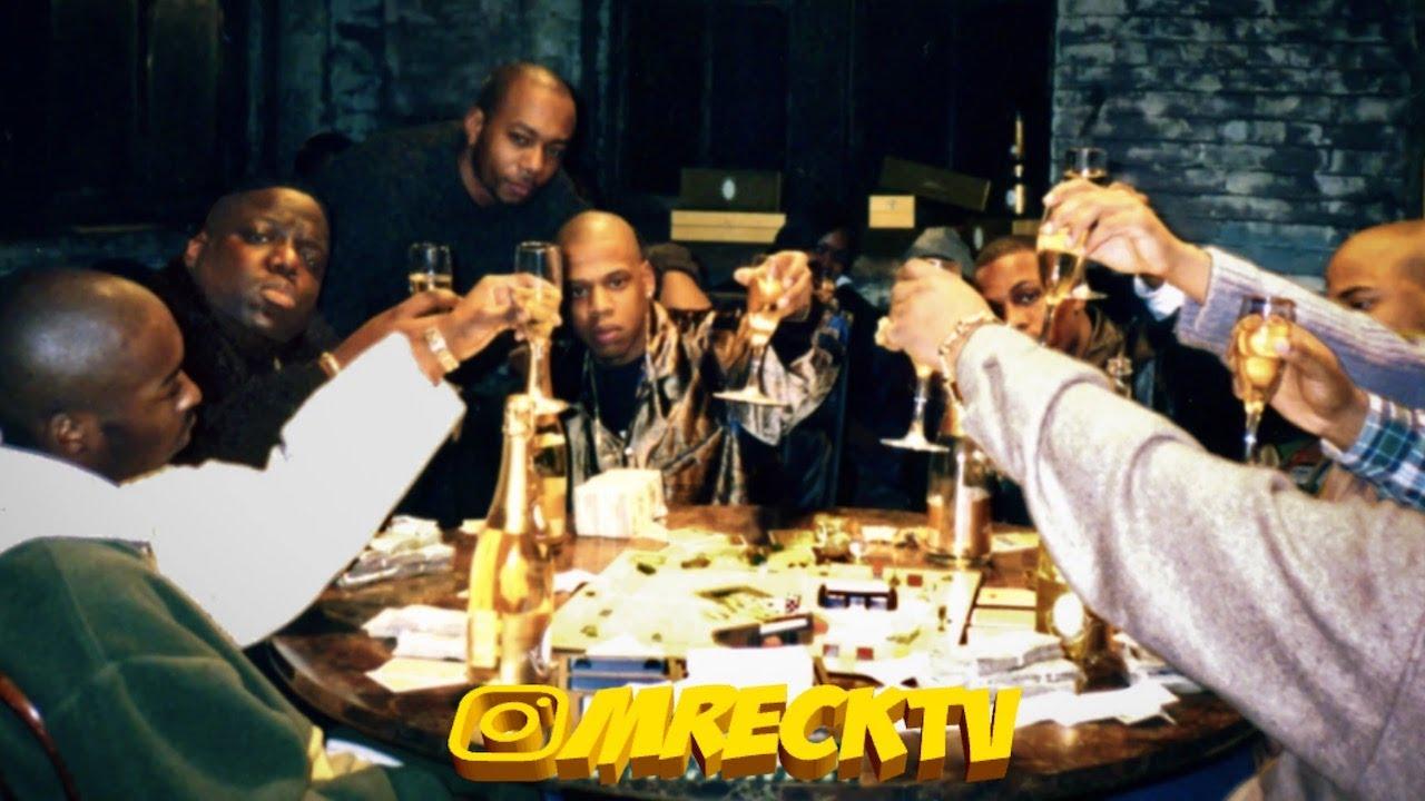 Jay Z Video Dir. EXP0$ES How 30K Came Up Missing After Filming Biggie x AZ For DP|Abdul Malik Abbott