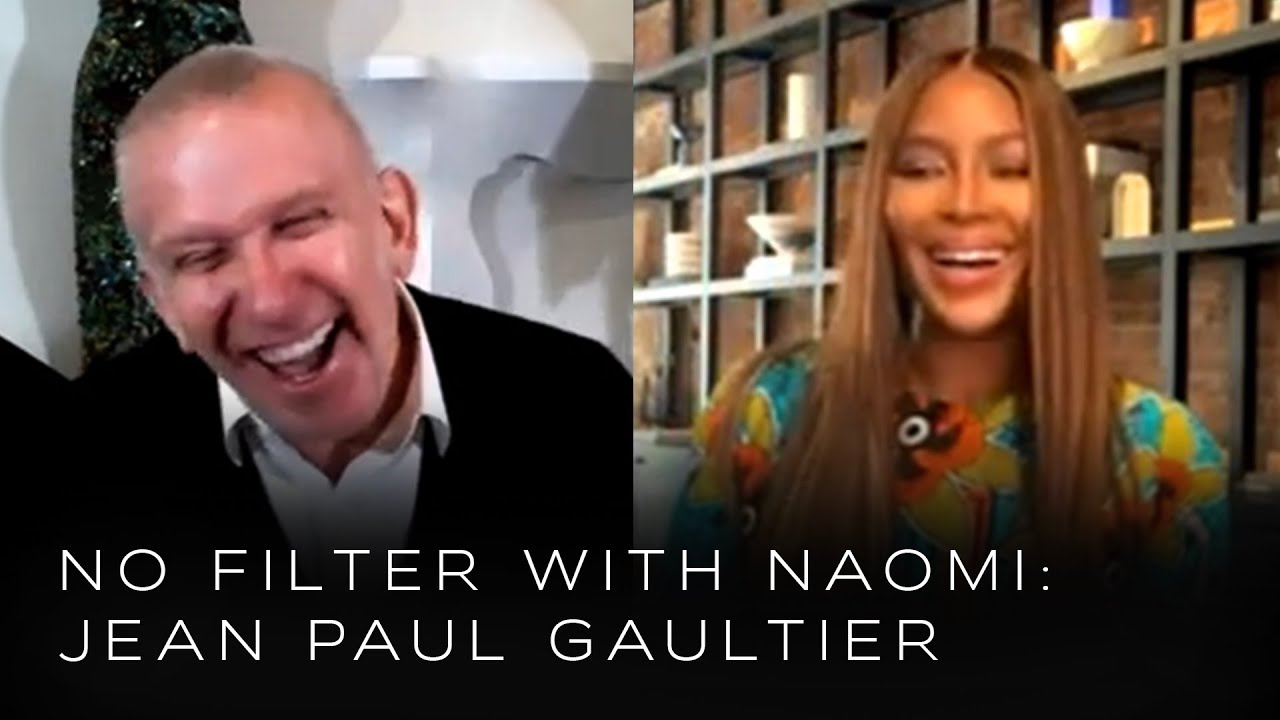 Jean Paul Gaultier's Legacy in the World of Fashion | No Filter with Naomi