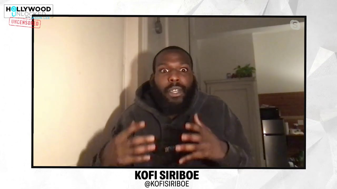 Kofi Siriboe talks Wakanda & Lack of African Culture Presence in Movies