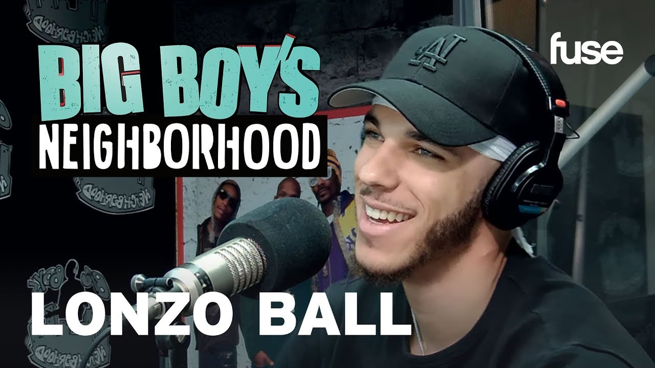Lonzo Ball Shares his Personal Feelings on Being Traded to the Pelicans | Big Boy x Fuse